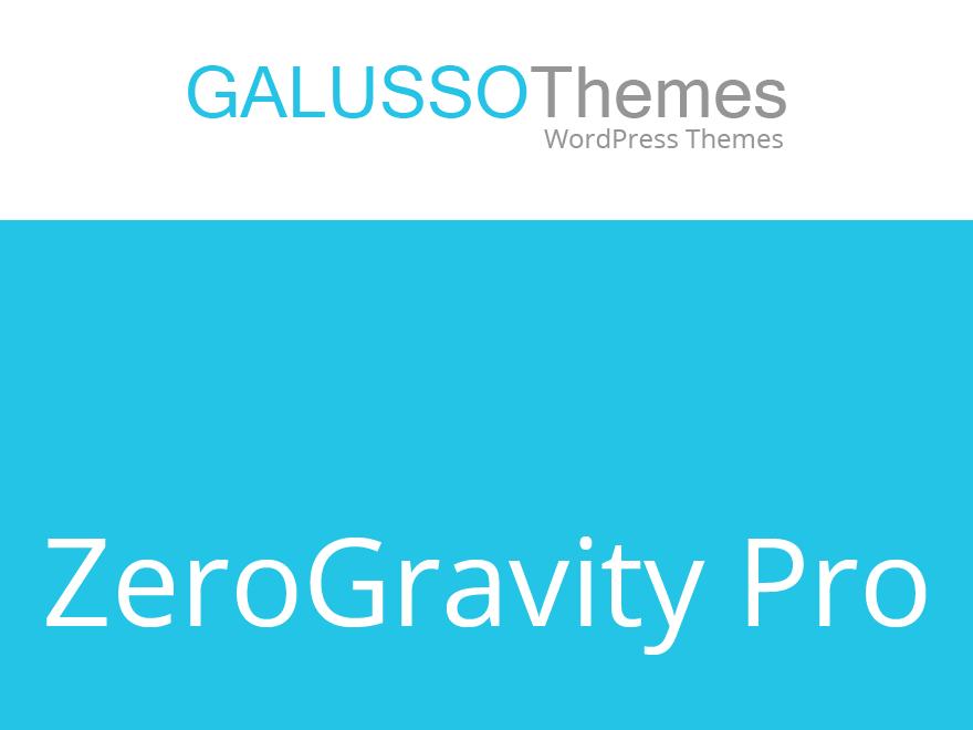 zerogravity pro
