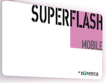 Photo of Scopri l'offerta All Inclusive di Super Flash Mobile by Nòverca
