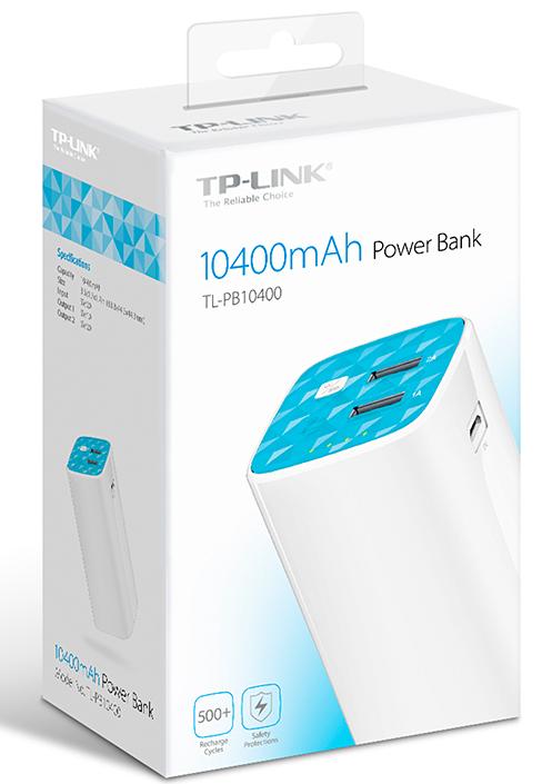Photo of Mai più batterie scariche con il nuovo TP-LINK Power Bank da ben 10400 mAh!