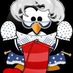 grandma-penguin