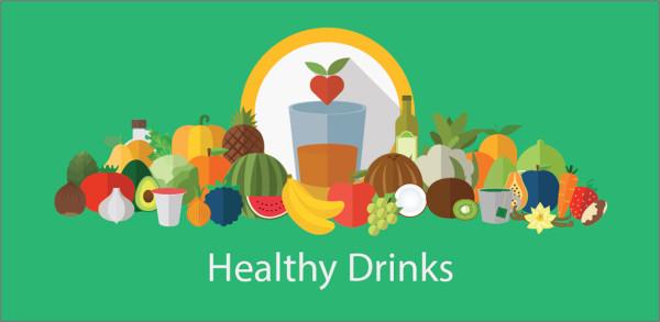 Photo of Healthy Drinks, app di ricette esplicative su come preparare le bevande salutari