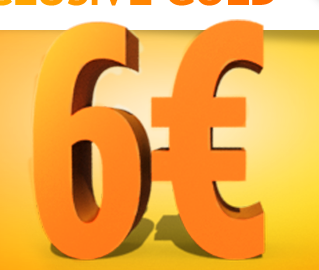 Photo of [Coupon] Wind All Inclusive Gold: 400 Minuti, 400 Sms, 5 Giga a 6 euro ogni 4 settimane