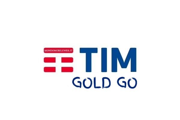 Photo of Tim Gold Go: 3GB in 4G e 1000 minuti a 5 euro per i primi 3 rinnovi, poi 7 euro. Con Porta Un Amico puoi arrivare fino a 6GB
