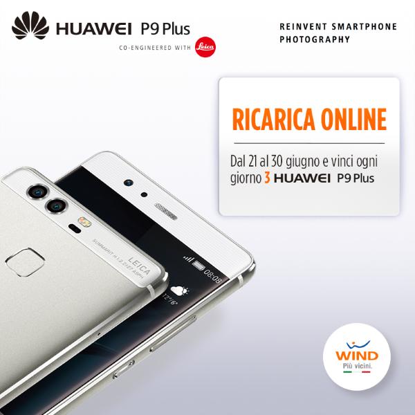 Wind Huawei P9 Plus