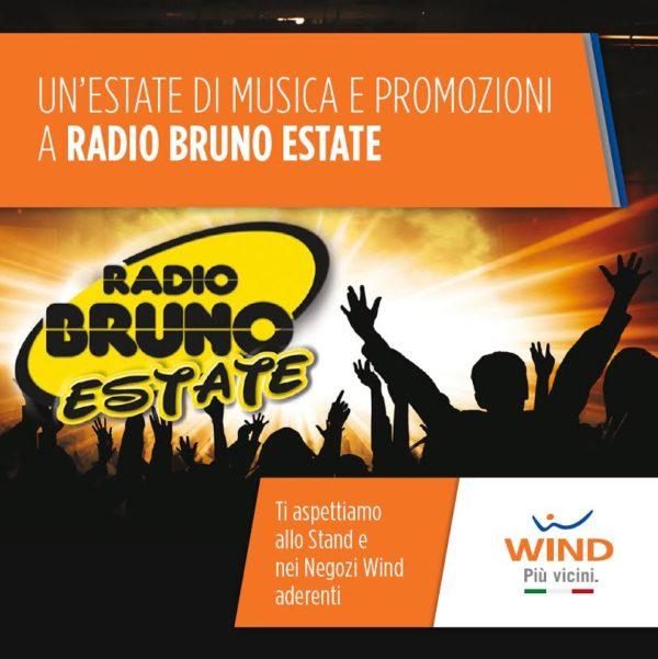 Photo of Wind Tre presente a Radio Bruno Estate con All Inclusive Events Edition e All-In Master Super. Oggi 19 Luglio 2018 tappa a Carpi