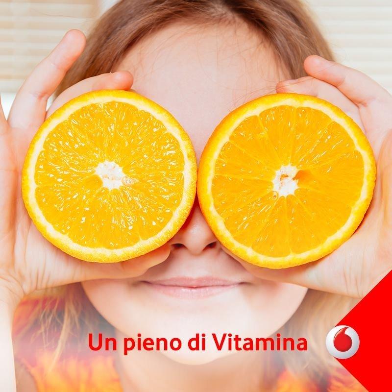 Photo of Vodafone Vitamina 2018: promozioni di breve durata a partire da 1 euro. In palio 1000 euro in ricariche al giorno