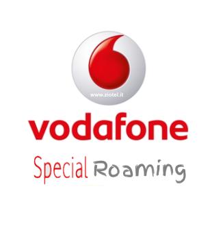 """Photo of Nuova offerta """"ad personam"""" Vodafone Special Roaming con traffico tutto incluso anche in Europa"""