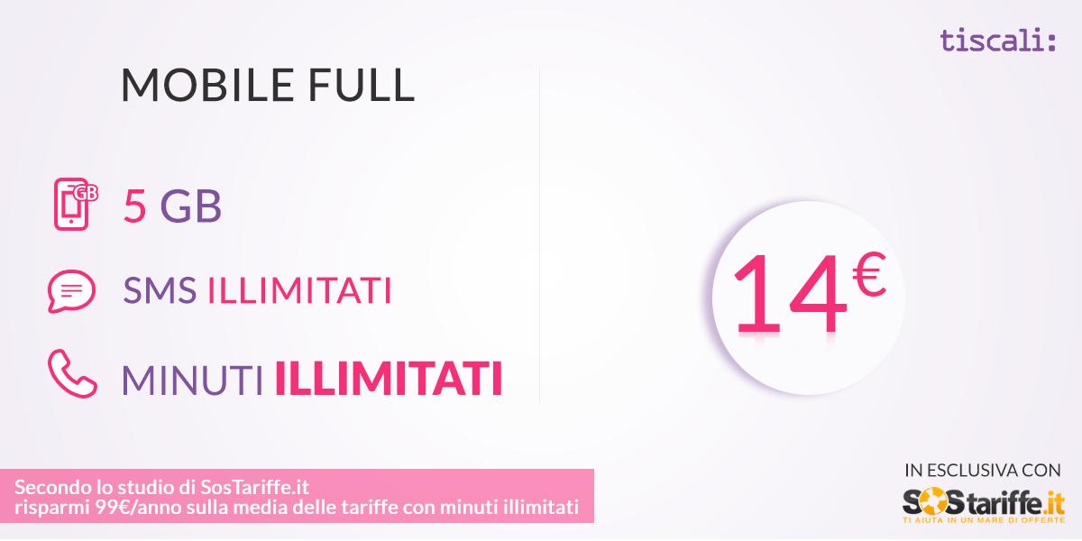 tiscali mobile FULL_ ESCLUSIVA SOSTARIFFE.IT