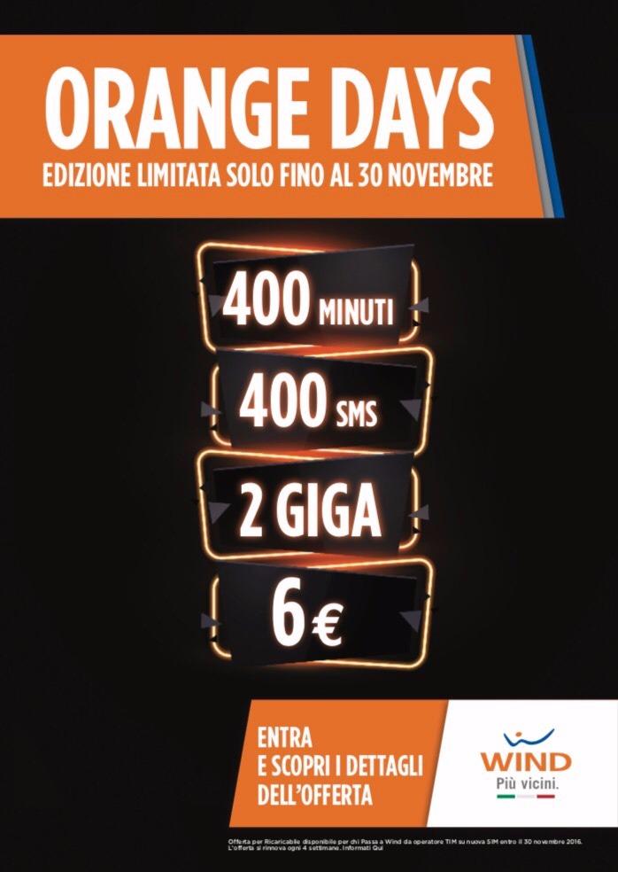 Photo of Black Friday: Wind All Inclusive Gold a 6 euro per chi proviene da Tim