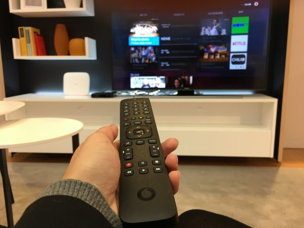 Photo of Vodafone TV Intrattenimento: canali di serie TV disponibili per tutti i già clienti