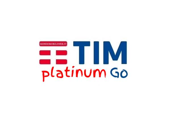 Photo of Tim Platinum Go: 6 Giga in 4G e Minuti Illimitati a 7 euro ogni 4 settimane fino al 31 Dicembre 2017