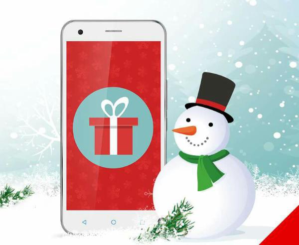 Vodafone nuovo concorso gioca vinci xmas edition sull app - Vodafone porta un amico ...