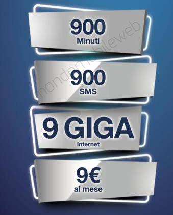 Photo of 3Italia: ALL-IN 9 Limited Edition (900 minuti, 900 sms, 9 Giga a 9 euro) prorogata fino al 3 Aprile 2017