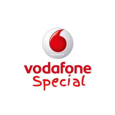 Photo of Vodafone Special 1000 4GB 1000 minuti, 1000 sms, 4 Giga in 4G a 15 euro ogni 4 settimane