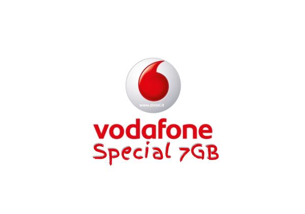 Photo of Vodafone Special 7GB a 10 euro ogni 4 settimane tramite contatto telefonico se si proviene da Wind Tre e Operatori Virtuali