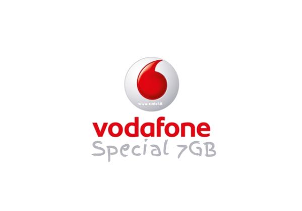 Vodafone sms winback special 7gb a 7 euro fino al 13 - Vodafone porta amico ...