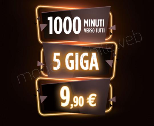 Photo of Wind Smart 9 Limited Edition: offerta online 1000 minuti e 5GB a 9,90 euro per tutti i nuovi clienti