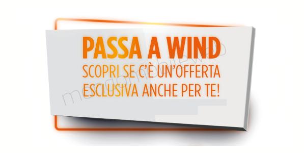 Photo of Wind: offerte Last Minute ricaricabili attivabili fino al 29 Maggio 2017