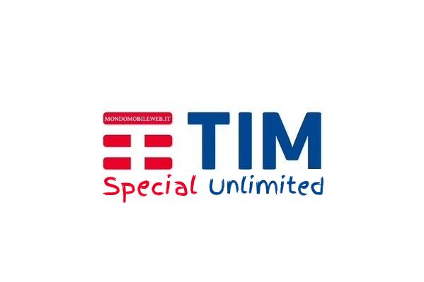 Photo of Tim Special Unlimited Web Edition 11GB per tutti i clienti Tim (valida anche negli Stati Uniti d'America)