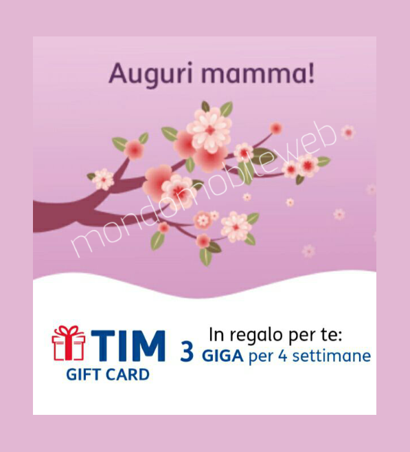 Photo of Tim Gift Card: 3 Giga in 4G per 4 settimane a 2,99 euro da regalare ai tuoi amici TIM