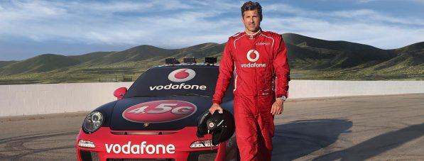 Vodafone rete mobile 4.5G fino a 800 Megabit al secondo
