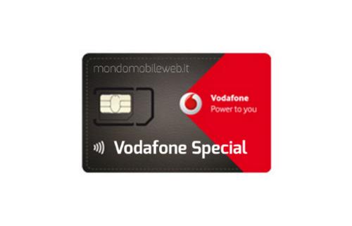 Photo of Vodafone: speciale offerte mobile Giugno 2017 a partire da 5 euro