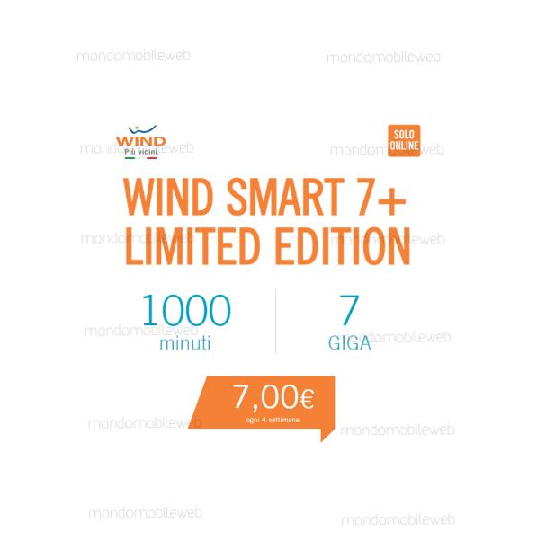 Wind: ecco le offerte online Sim Limited Edition per tutti i nuovi ...