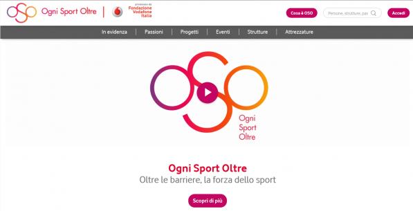 Photo of La Fondazione Vodafone con Ogni Sport Oltre a sostegno dello sport nella disabilità con un nuovo bando