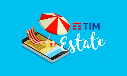 Photo of Tim: promo Estate Speciale con 3 Giga a 2,99 euro da regalare a se stessi o altri amici Tim