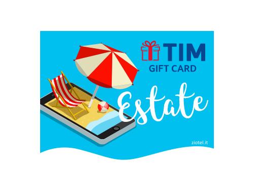 "Photo of Tim Gift Card vi permette di regalare ""SuperGiga &Music 10 Giga"" per 2 mesi"