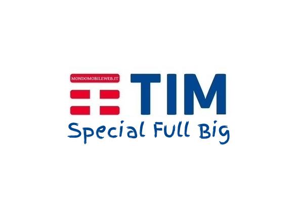 Promozioni clienti Tim: arriva la super offerta Tim Special x Te Big