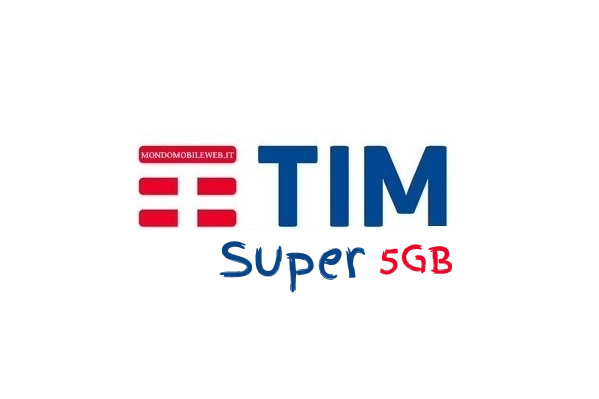 Photo of Tim Super: Minuti Illimitati e 5 Giga in 4G a 13 euro ogni 4 settimane (anche se si proviene da Vodafone)