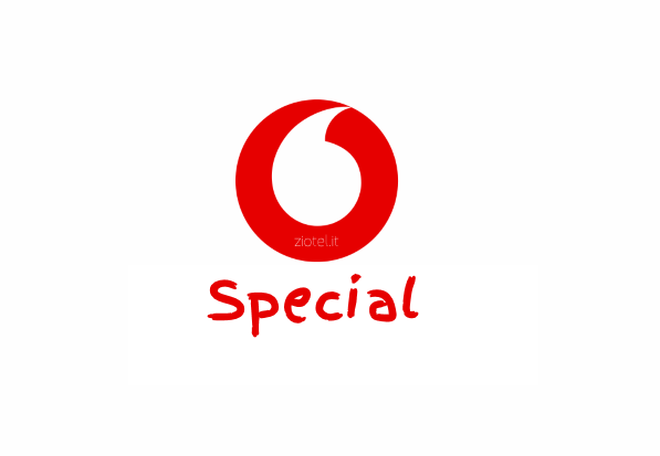 Photo of Vodafone offre Special 30 Giga con minuti illimitati, 1000 sms e Pass Chat incluso ad alcuni già clienti