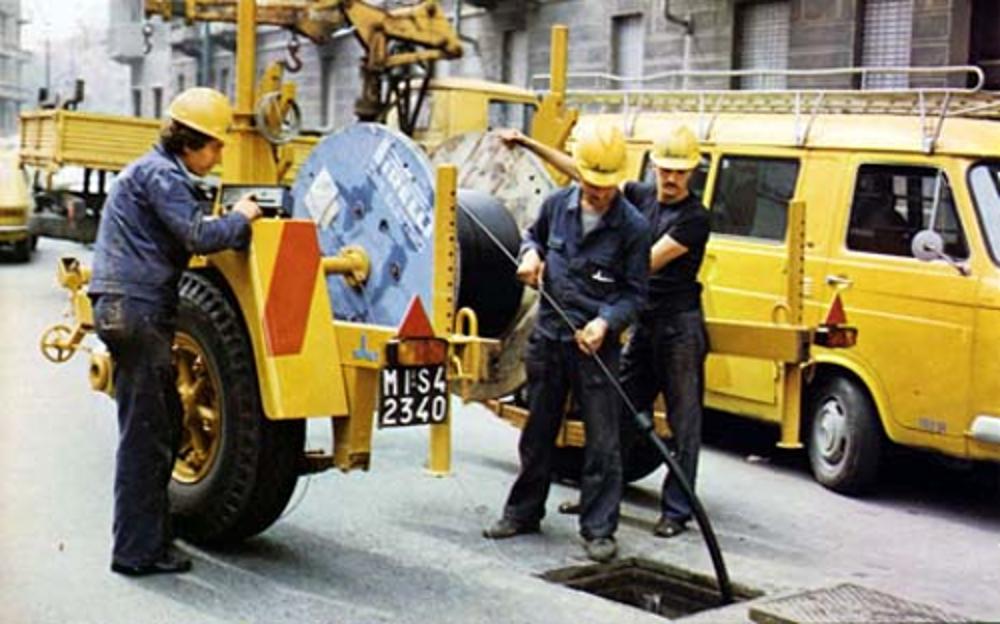 Photo of Tim: 40 anni fa veniva realizzato a Torino il primo collegamento al mondo in fibra ottica