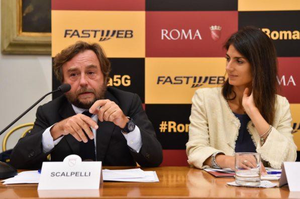 Photo of Le reti 5G arriveranno a Roma grazie all'accordo Campidoglio-Fastweb