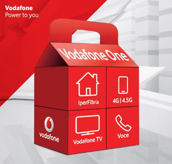 Photo of Vodafone One: ancora disponibile fino al 15 Giugno 2018 l'offerta dedicata ai clienti Fastweb a partire da 25 euro al mese