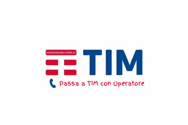 """Photo of Tim: ecco tutte le offerte esclusive """"Passa a Tim con operatore"""" a partire da 5 euro ogni 4 settimane"""