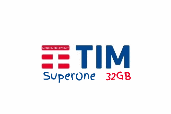 Photo of Tim Super One +30GB Gratis (minuti illimitati verso tutti e 32 Giga in 4G) anche se si proviene da Vodafone