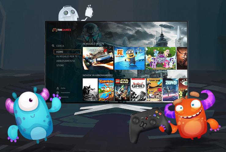 Photo of TIM Games: il nostro nuovo sabato sera all'insegna di divertimento