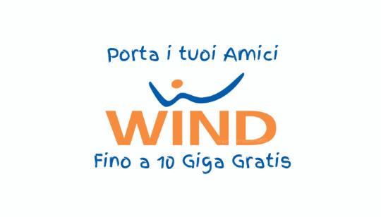 Wind porta i tuoi amici