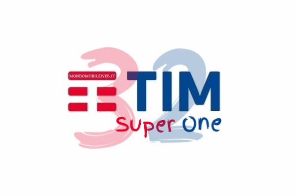 Photo of Tim Super One + 30 Giga Gratis: continua l'offerta speciale a 15 euro ogni 4 settimane