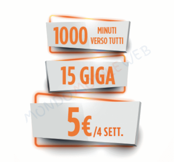 Photo of Wind Smart 5 Star 15GB a 5 euro ogni 4 settimane prorogata fino al 3 Novembre 2017