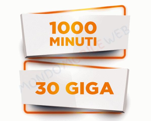 Photo of Regala il Codice Coupon Wind Smart 7 Platinum con 1000 minuti e 30 Giga a 7 euro ogni 4 settimane