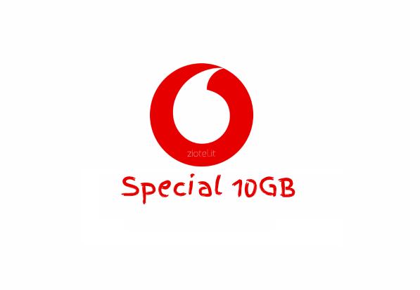 Photo of Vodafone propone l'offerta Special 1000 10GB ad alcuni suoi clienti