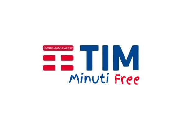 Photo of Tim Minuti Free: minuti illimitati verso tutti a 5 euro ogni 4 settimane (solo ad alcuni già clienti)