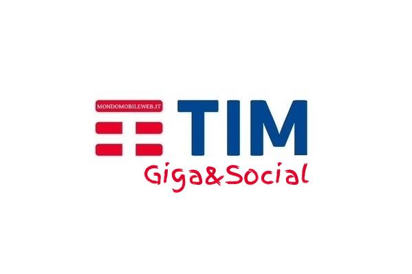 """Photo of Tim Giga&Social: nuova promozione """"ad personam"""" a 1,90 euro ogni 28 giorni"""