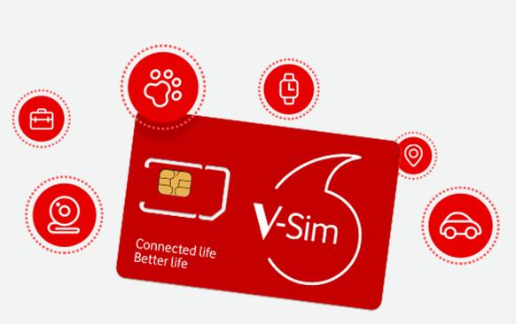 V by Vodafone IoT