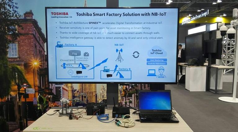 Photo of Huawei e Toshiba Digital Solutions, insieme per l'evoluzione della Smart Factory