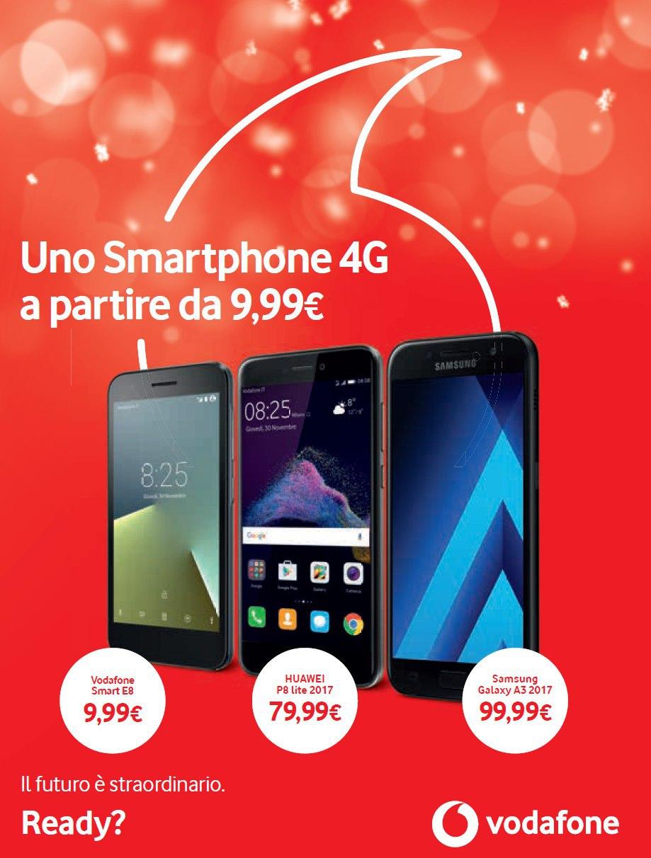 Photo of Vodafone: variazioni e novità su nuove offerte smartphone a rate