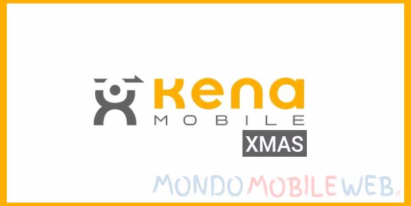 Photo of Kena Mobile: per Natale offerta tutto incluso Kena Xmas con 1000 minuti, 50 sms, 5 Giga in 3G a 5 euro al mese